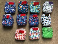 Totsbots Easyfit nappies (some Frugi!)
