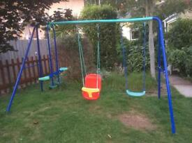 Large swing combination