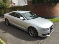 Audi A5 coupe 3.0 tdi quattro px car or bike (BMW 1200GS)