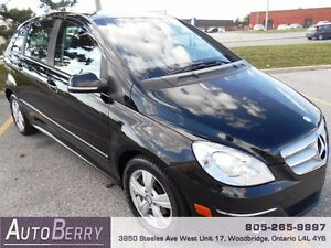 2010 Mercedes Benz B-Class ** CERT ETEST ACCIDENT FREE ** $8,499