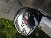TAYLORMADE R9 DRIVER - MINT CONDITION.