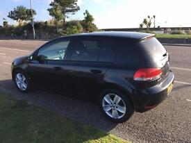 VW Golf (very low mileage)