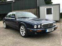 Jaguar XJ V8 SOVEREIGN AUTO Long Wheel Base Full Years MOT Low Mileage