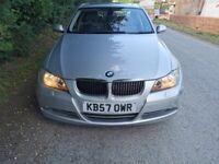 BMW, 3 SERIES, Saloon, 2008, Other, 2996 (cc), 4 doors