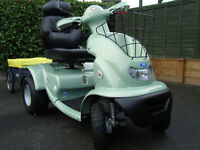TGA BREEZE 4 GT MOBILITY SCOOTER/DISABILITY SCOOTER .HEAVY DUTY 8MPH GOLF SCOOTER.DELIVERY