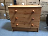 FREE Chest of Drawers Wood Laminate - Hounslow