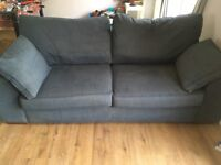 Marks and Spencer Nantucket sofa and armchair for sale