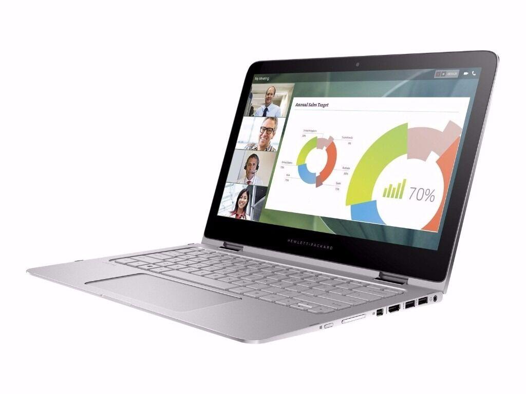 "HP Spectre Pro x360 G2 Ultrabook 13.3"" 8GB RAM 128GB SSD 2.8GHz V1B02EA#ABU"