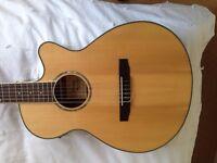 Ibanez Electro Acoustic Nylon Guitart AEG10NII-NT