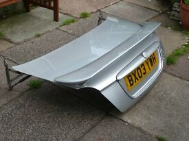ROVER 75 MG ZT BOOT LID COMPLETE WITH SPOILER