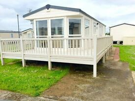 Luxury Static Caravan For Sale at Romney Sands Holiday Park Kent Near Camber and Dymchurch