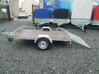BRAND NEW MODEL 6.7x4.2 GOLF BUGGY/QUAD TRANSPORTER