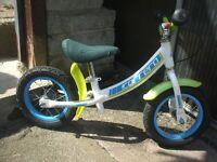 Carrera ballance bike