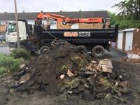 Grab lorry hire, muck away, Birmingham West Midlands