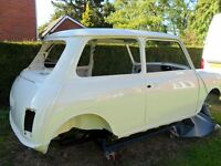 Classic Mini Wanted 1960's for restoration project.