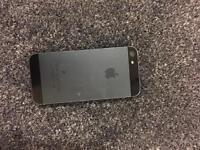 iPhone 5 Black.
