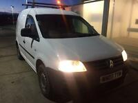 SALE! Bargain vw caddy c20 tdi van, good MOT ready for work