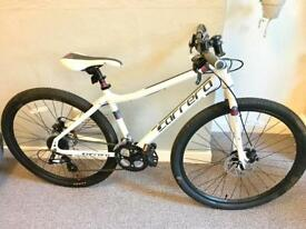 Perfect condition Carrera Womens Hybrid Bike - 16""