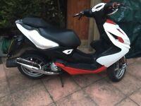 Yamaha Aerox R 2013