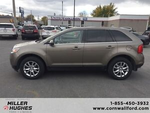 2013 Ford Edge Limited, Certified Pre-Owned Cornwall Ontario image 2