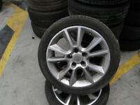 VAUXHALL ASTRA H DESIGN ALLOY FOR SALE
