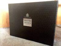 Milton Brown Gift Set 6 x 100ml bottles of Body Wash Brand New. 26.00 ono.