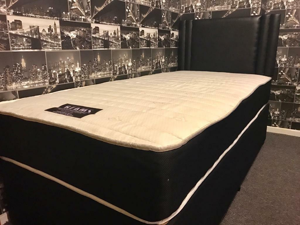 BZAMS NEW Orthopaedic / Memory Foam Top Mattress