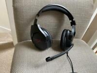 HyperX stinger 2 gaming headset.