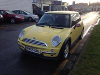 MINI HATCHBACK 1.4 One D [88] 3dr (yellow) 2006