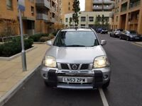 Nissan X-Trail Sport 2004 2.5 petrol 1 keeper,full service history,only 36863miles,(really)