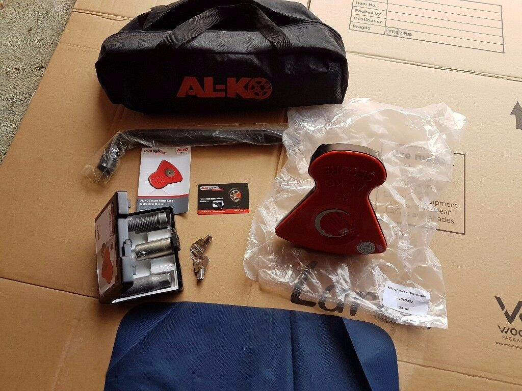 alko wheel lock