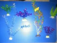 Fish Tank Aquarium Plants