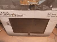 19 inch TV/DVD Combi boxed