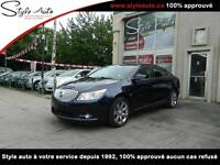 2010 Buick LaCrosse CXL AWD CUIR TOIT