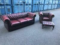 Chesterfield suite possible delivery