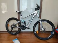 Immaculate Giant Trance 1 X Medium Full suspension Immaculate condition