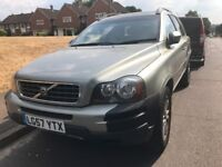 VOLVO XC90 2.4 2007 D5 7 SEATS DIESEL AUTOMATIC