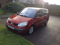 2005 Renault Grande Scenic 1.9 Dci Dynamique 7 Seater,FULL SERVICE HISTORY,LONG MOT