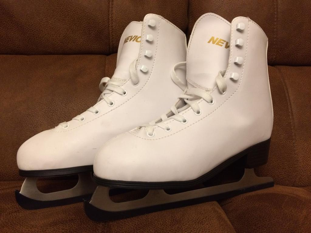 Ladies Figure Ice Skates size 7 | in Prestwick, South Ayrshire ...