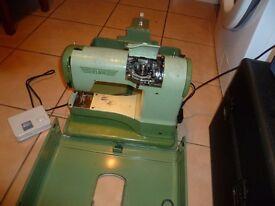 Decorative stitch Free Arm ELNA Supermatic Sewing Machine