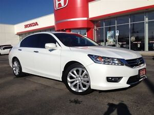 2014 Honda Accord V6 TOURING| JUST REDUCED| NAVIGATION| LEATHER|