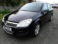 VAUXHALL ASTRA CLUB 2007, 1.6 FULL SERVICE HISTORY, LOW MILEAGE, only 65k miles.