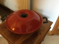 Red WOK For Sale