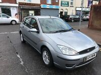 Ford Focus 1.6 LX , 2004 , Great Condition , Service History , 2 Previous Owners From New