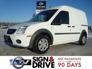 2012 Ford Transit Connect XLT SYNC/BLUETOOTH *ONLY $71 A WEEK $0