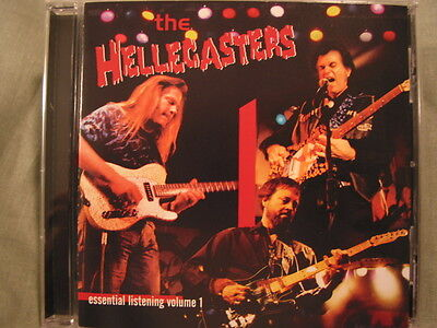 HELLECASTERS Greatest Hits CD - ESSENTIAL LISTENING