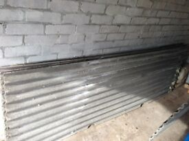 Used Corrugated Cement Sheets