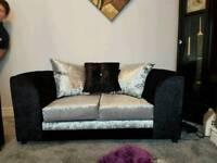 Only £289 velvet sofas