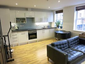FANTASTIC 1 BED APARTMENT WITH BALCONY SECONDS FROM KENTISH TOWN TUBE NW5