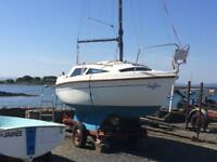 Leisure 17 SL Sailing Boat/Yacht NOW SOLD